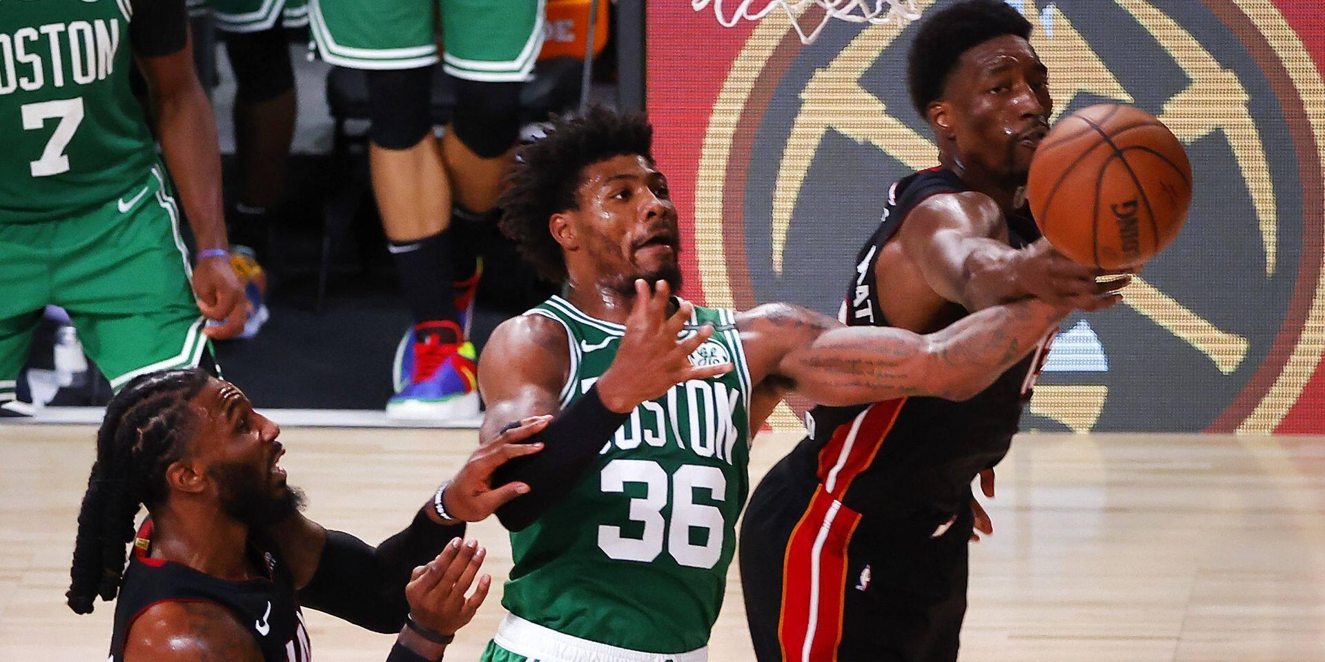 NBA: Vainqueur une 3e fois de Boston en finale de Conférence Est, Miami a un match des Finals