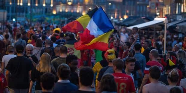 """Coupe du monde: A la frontière, """"tout le monde est gagnant !"""" - La DH"""