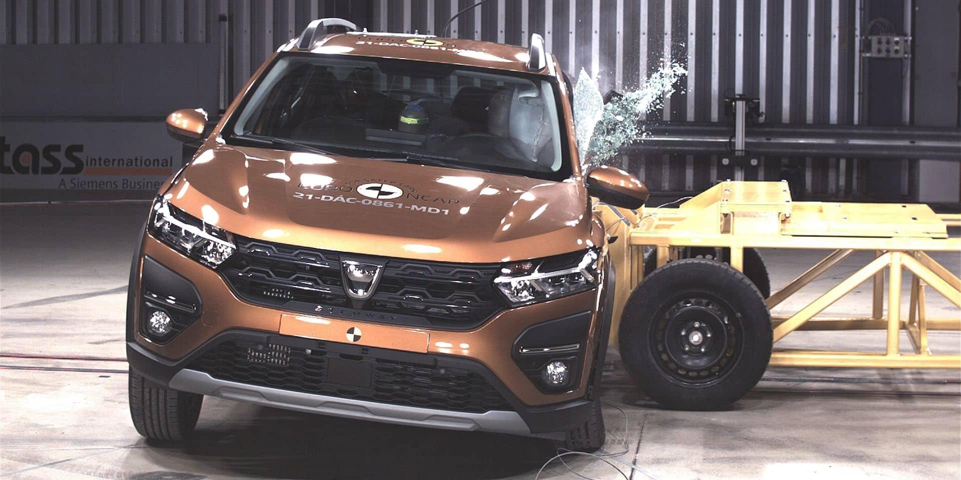 La nouvelle Dacia Sandero est-elle dangereuse ? Non, voici pourquoi