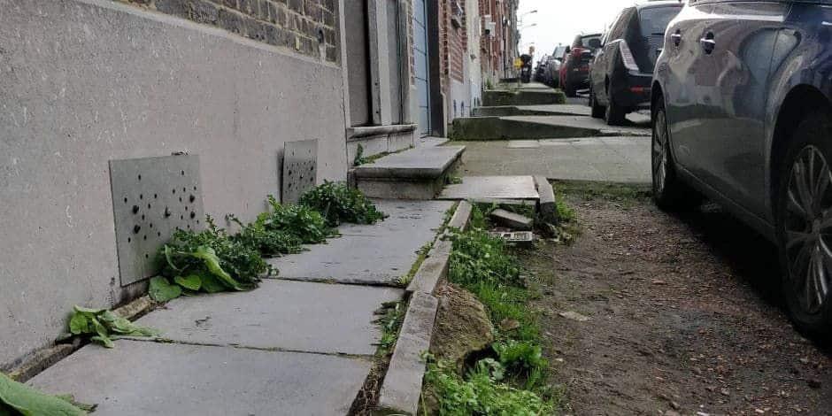 Bruxelles dégage six millions d'euros pour rénover les trottoirs en 2021