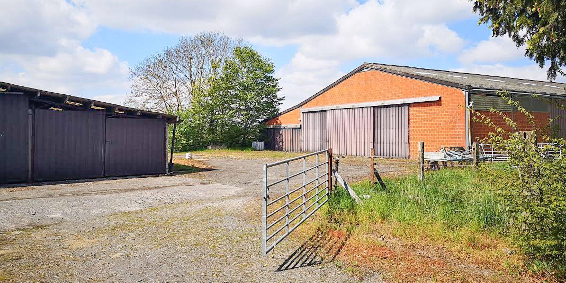 Chièvres: une ancienne ferme transformée en centre de loisirs