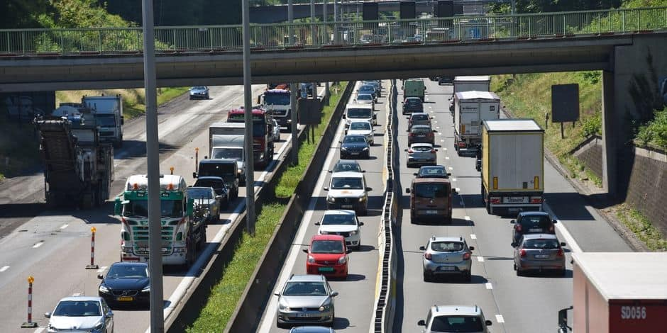 Deux personnes tuées dans un accident sur l'A12 à Laeken