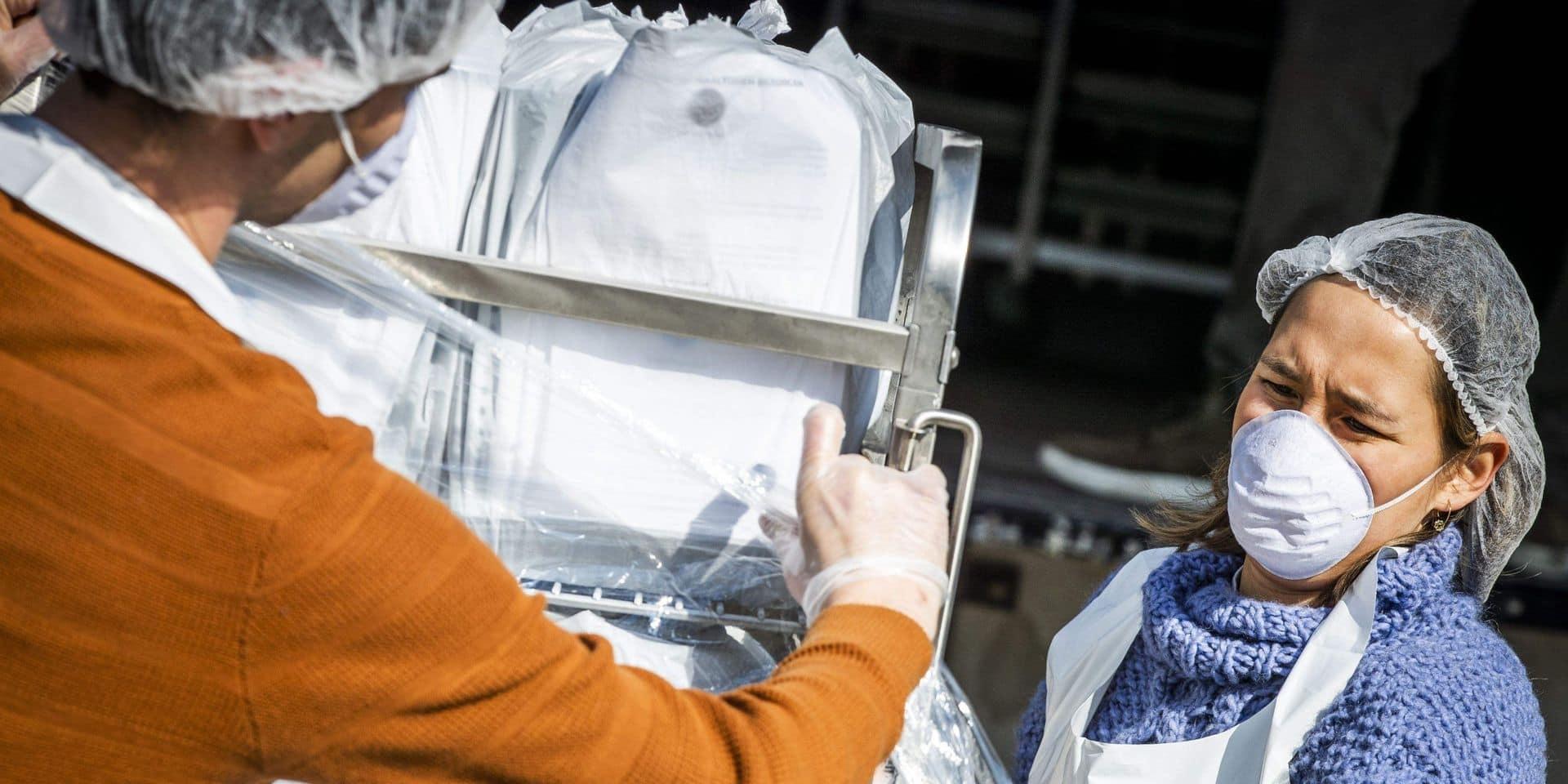 Coronavirus: 132 personnes perdent la vie aux Pays-Bas en moins de 24 heures