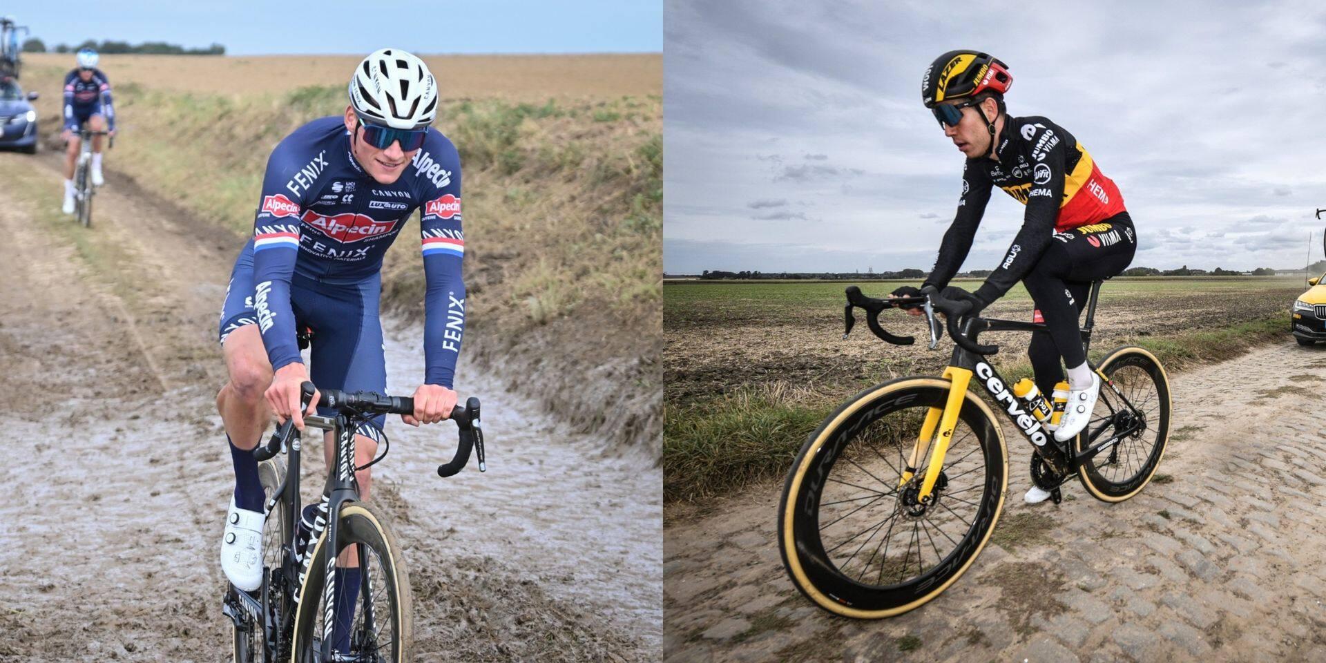 """Museeuw préface un Paris-Roubaix qui s'annonce pluvieux: """"Les cyclocrossmen auront un avantage énorme"""""""