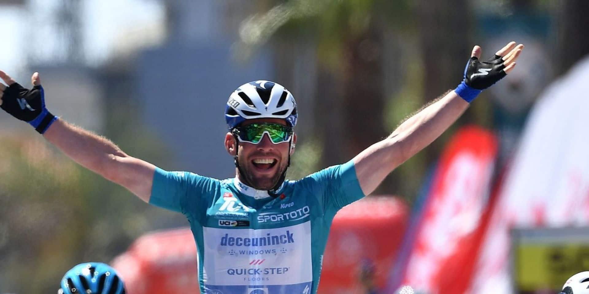 Tour de Turquie: trois à la suite pour Cavendish sur la 4e étape, 800e victoire pour Deceuninck-Quick Step