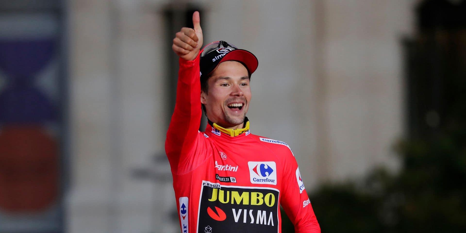 Tour de l'Ain: Primoz Roglic (Jumbo-Visma) s'impose dans la 2e étape devant Egan Bernal et devient leader