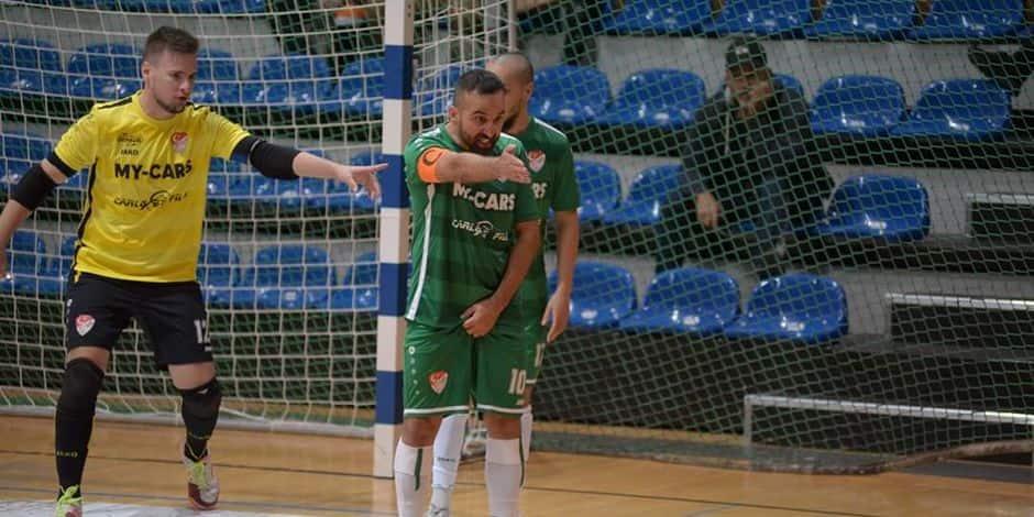 Futsal D1: Trop de fautes !