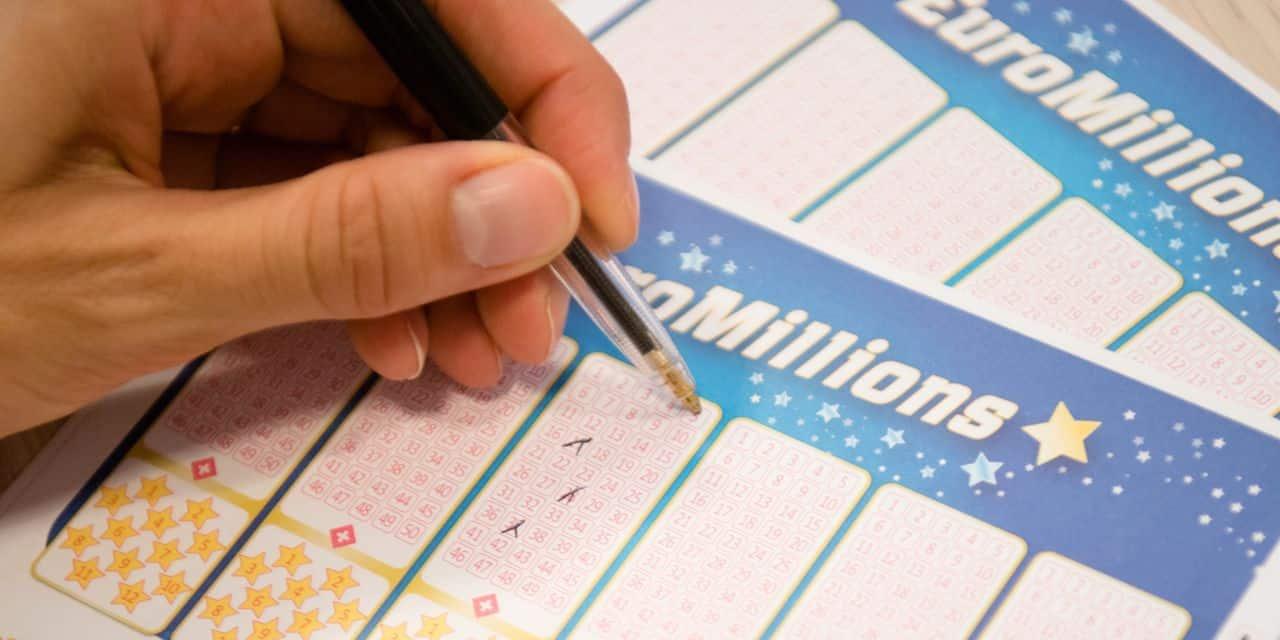 Euromillions Belgique