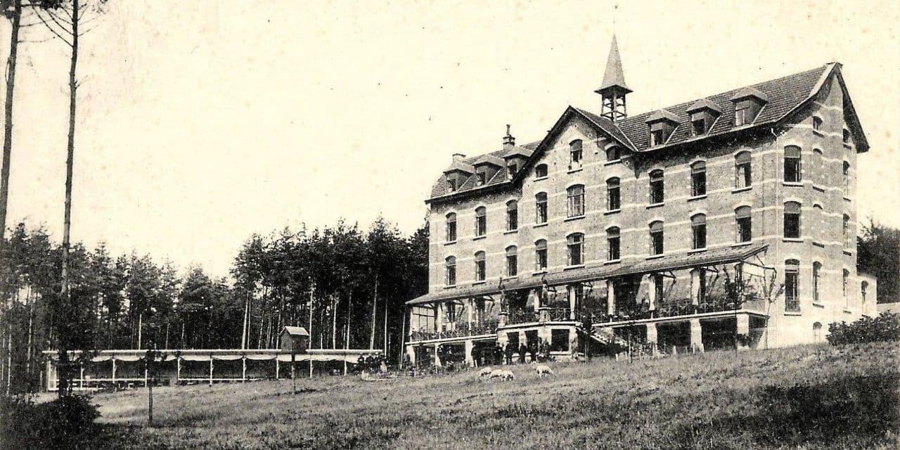 Du temps des sanatoriums