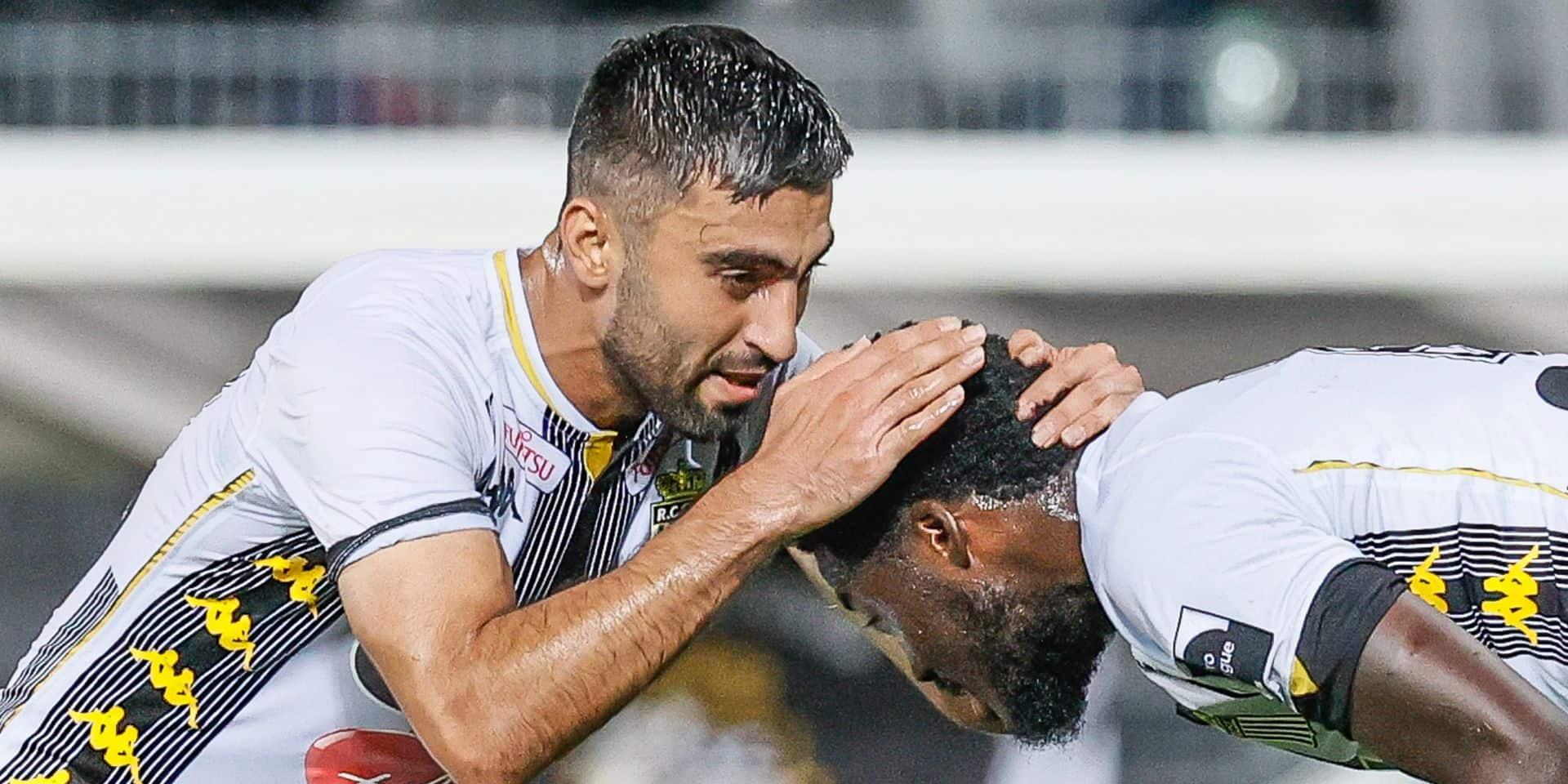 """Nordin Jbari analyse le système tactique des Zèbres: """"Charleroi ne marche bien qu'avec deux attaquants"""""""