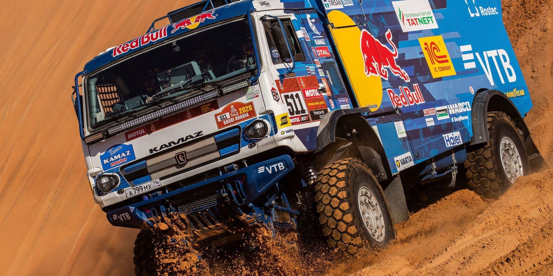 Dakar 2020: Nouvelle victoire pour Stéphane Peterhansel en auto, Andrey Karginov (Kamaz) toujours solide leader