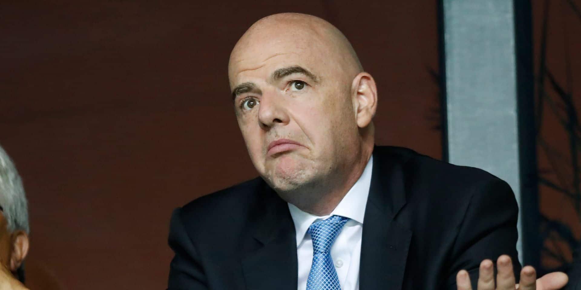 """Super League: """"Une telle déclaration de la FIFA et des six confédérations viole frontalement le droit de la concurrence"""""""