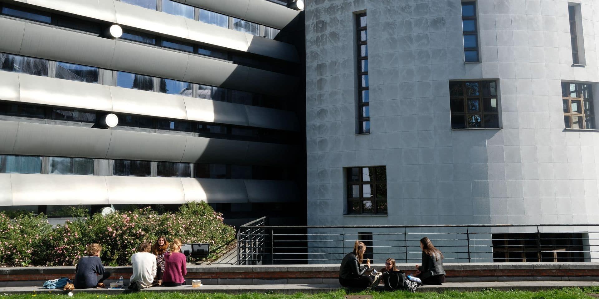 Le corps sans vie d'une femme a été retrouvé sur le campus de l'ULB