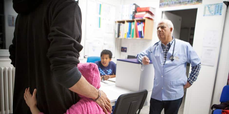 La pénurie de médecins généralistes guette certains quartiers bruxellois (INFOGRAPHIE) - La DH
