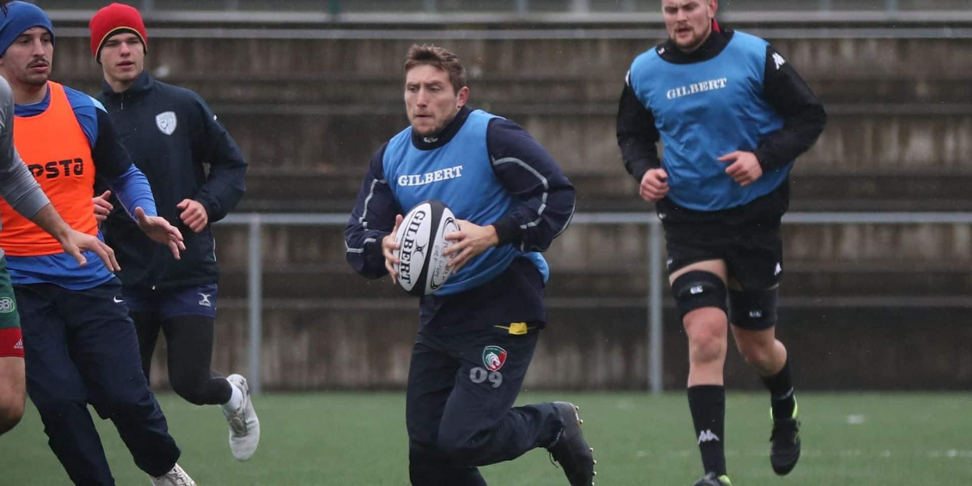 Rugby: Julien Berger a signé à Cognac
