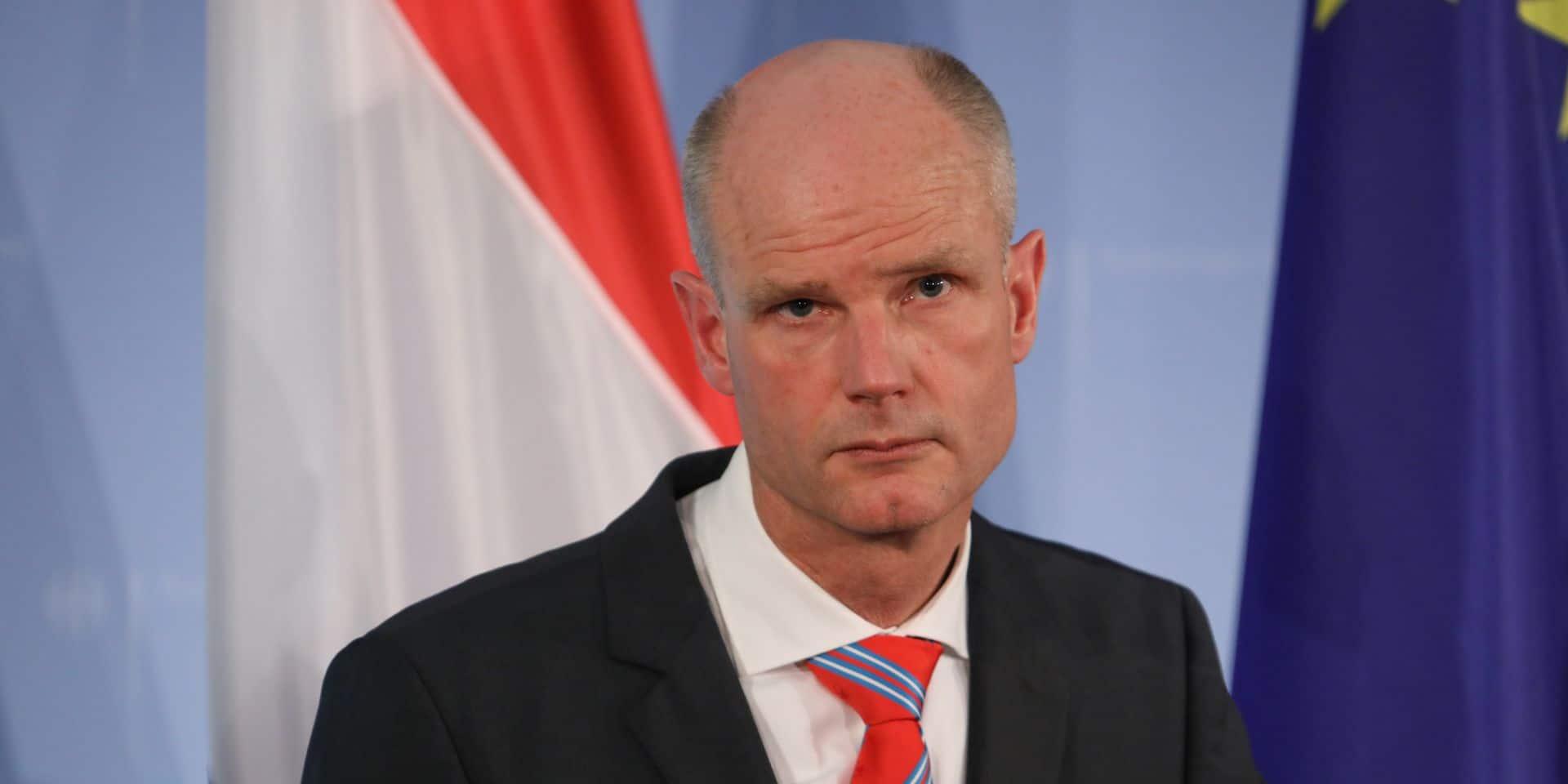 """Le chef de la diplomatie néerlandaise qualifie la Belgique d'""""invivable"""""""