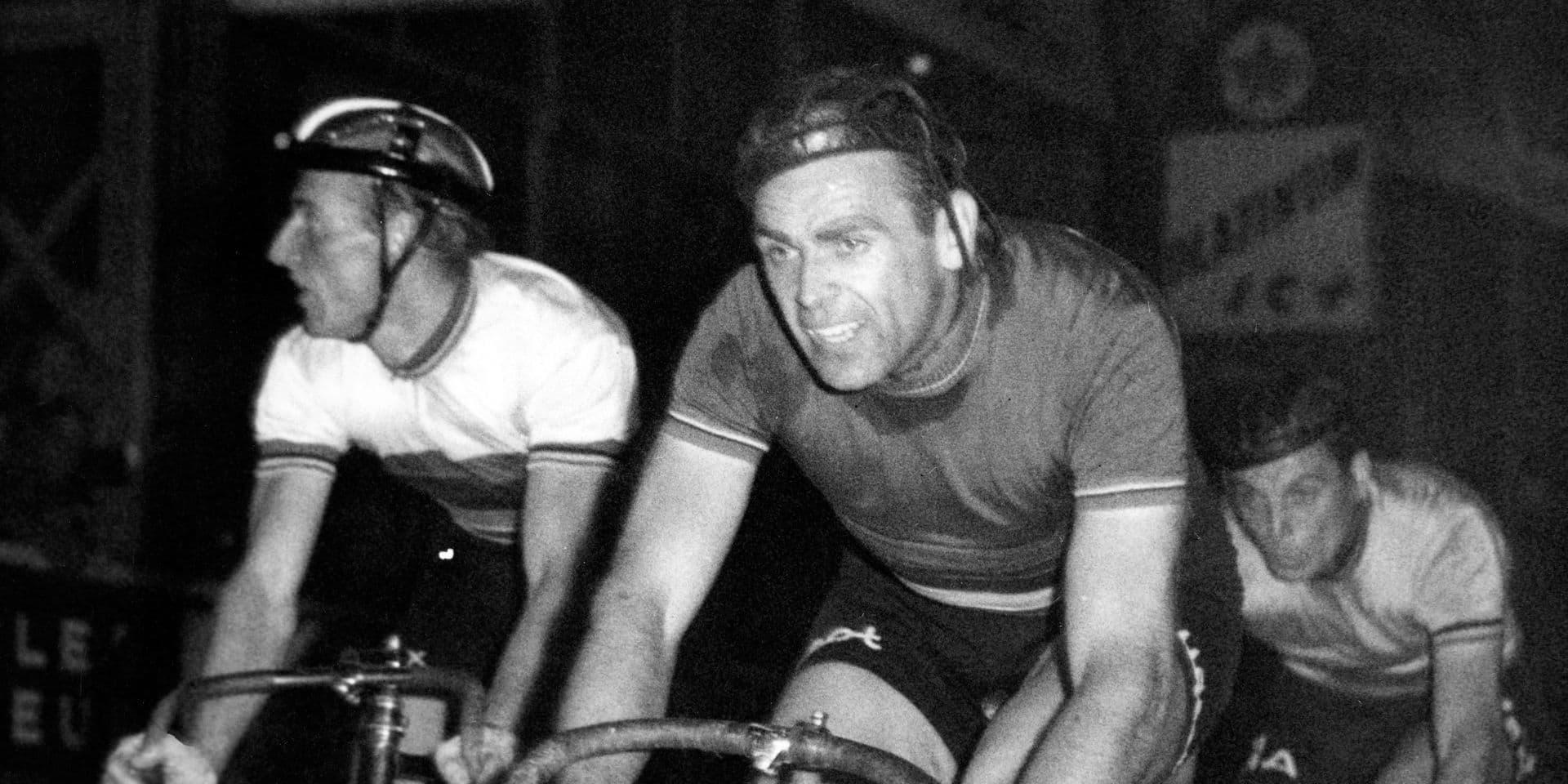 Décès à 87 ans de l'ancien coureur Roger Baens, ex-équipier de Rik Van Looy