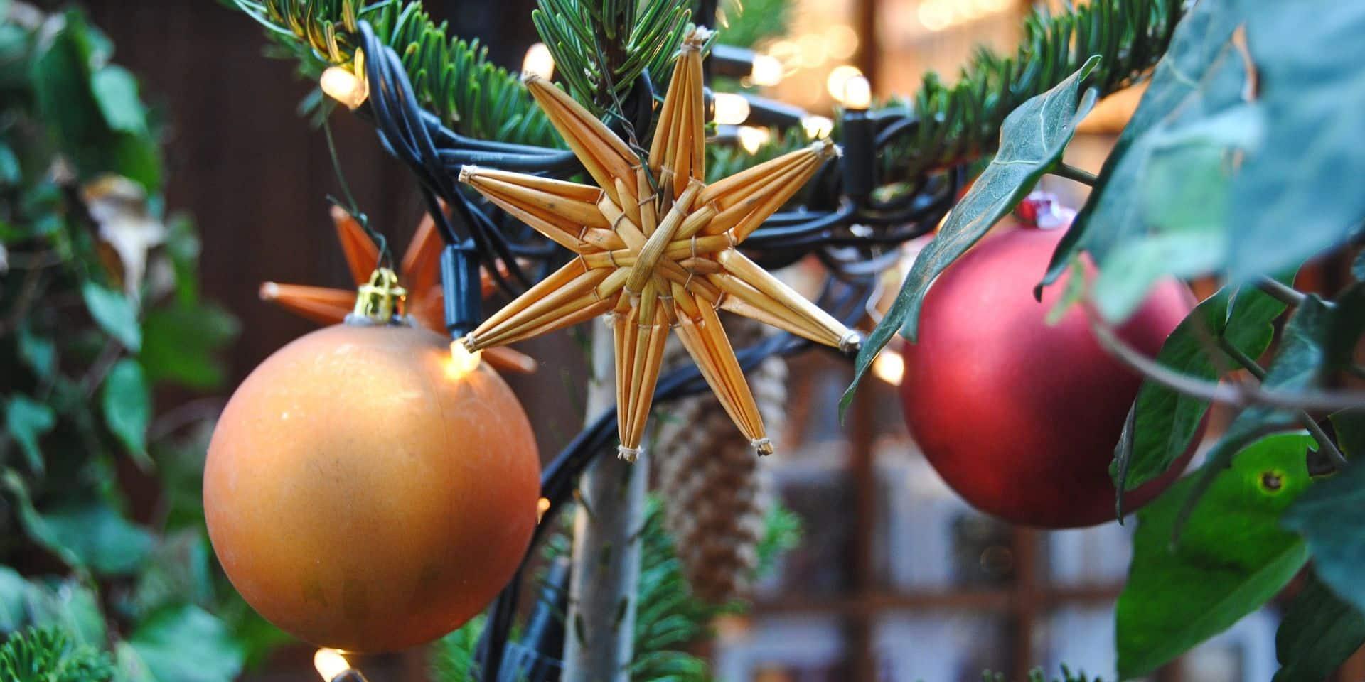 Berchem-Sainte-Agathe offre jusqu'à 200 € de chèques cadeaux pour la plus belle façade/vitrine de Noël