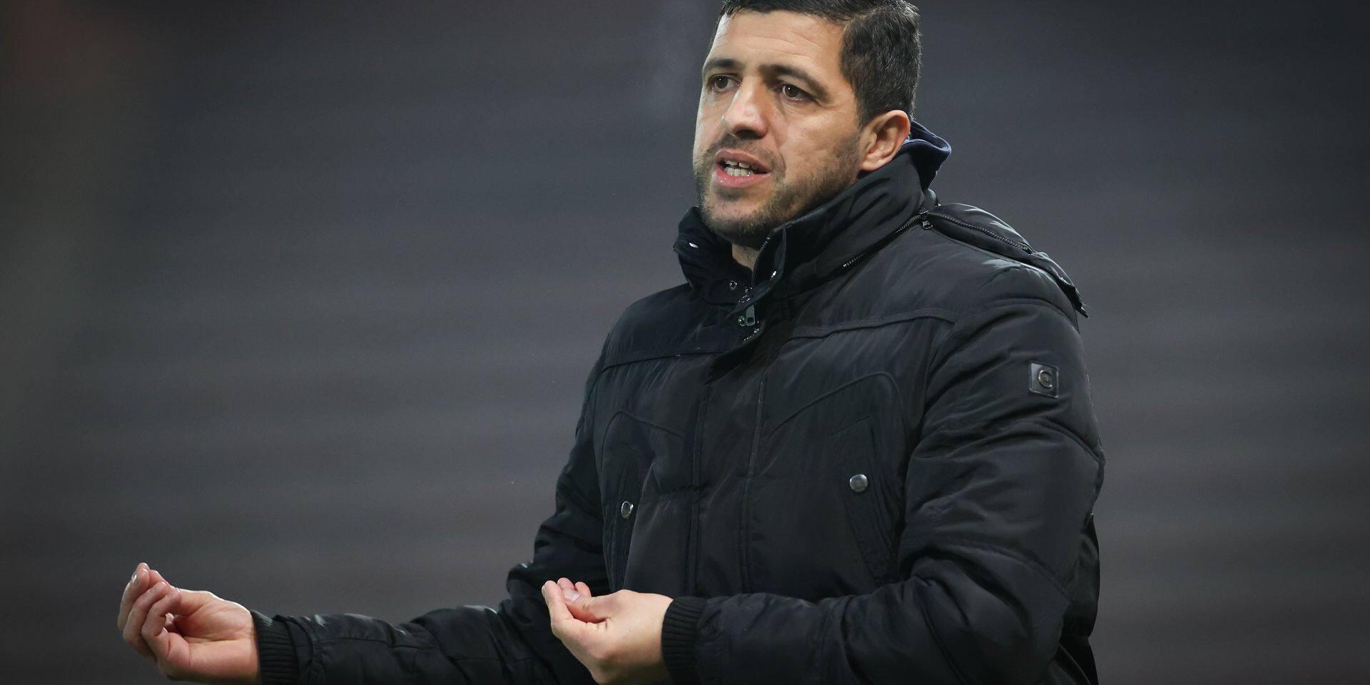 Karim Belhocine devrait remplacer Luka Elsner à Courtrai