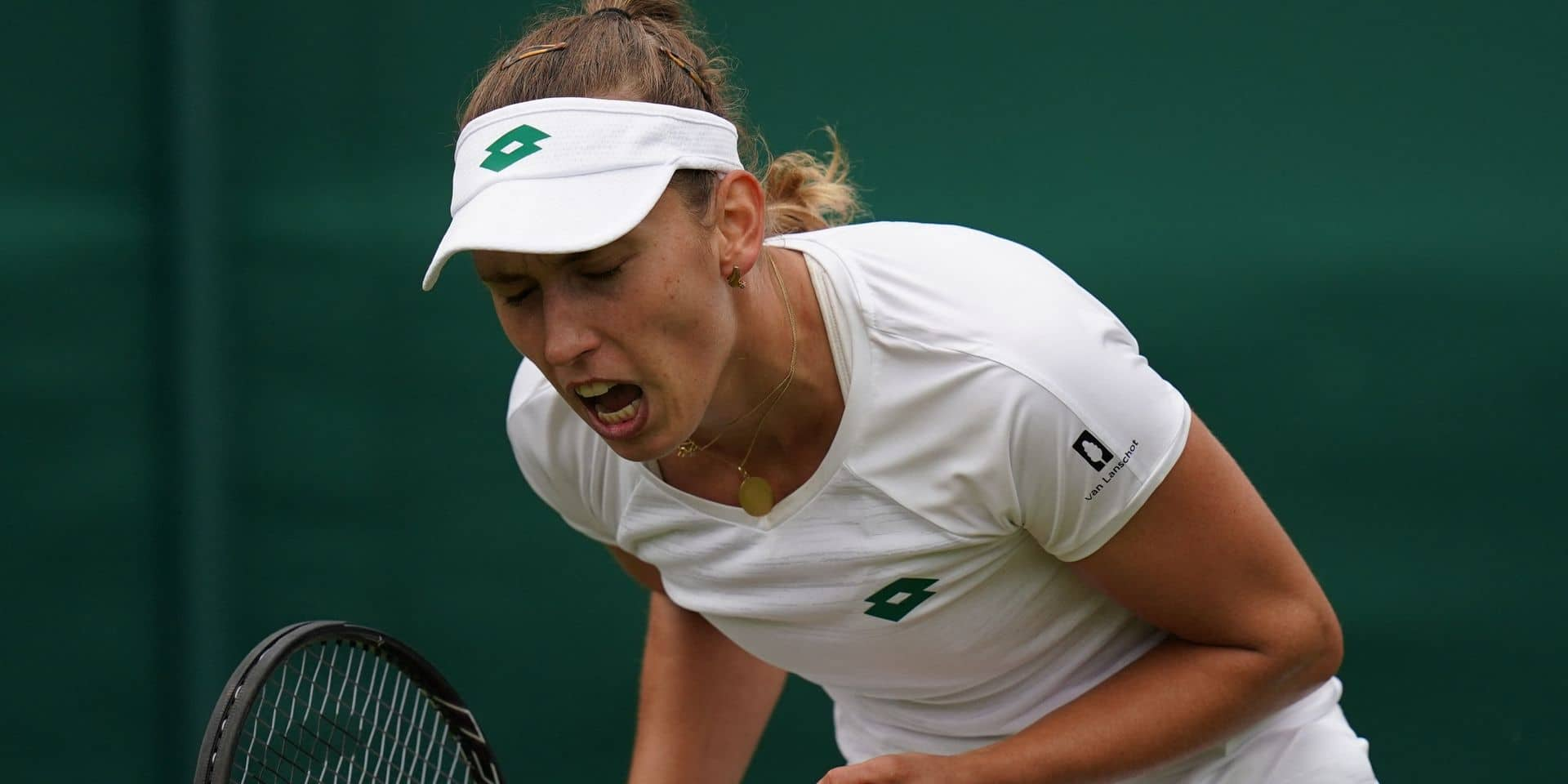 Wimbledon: Elise Mertens s'incline face à Madison Keys