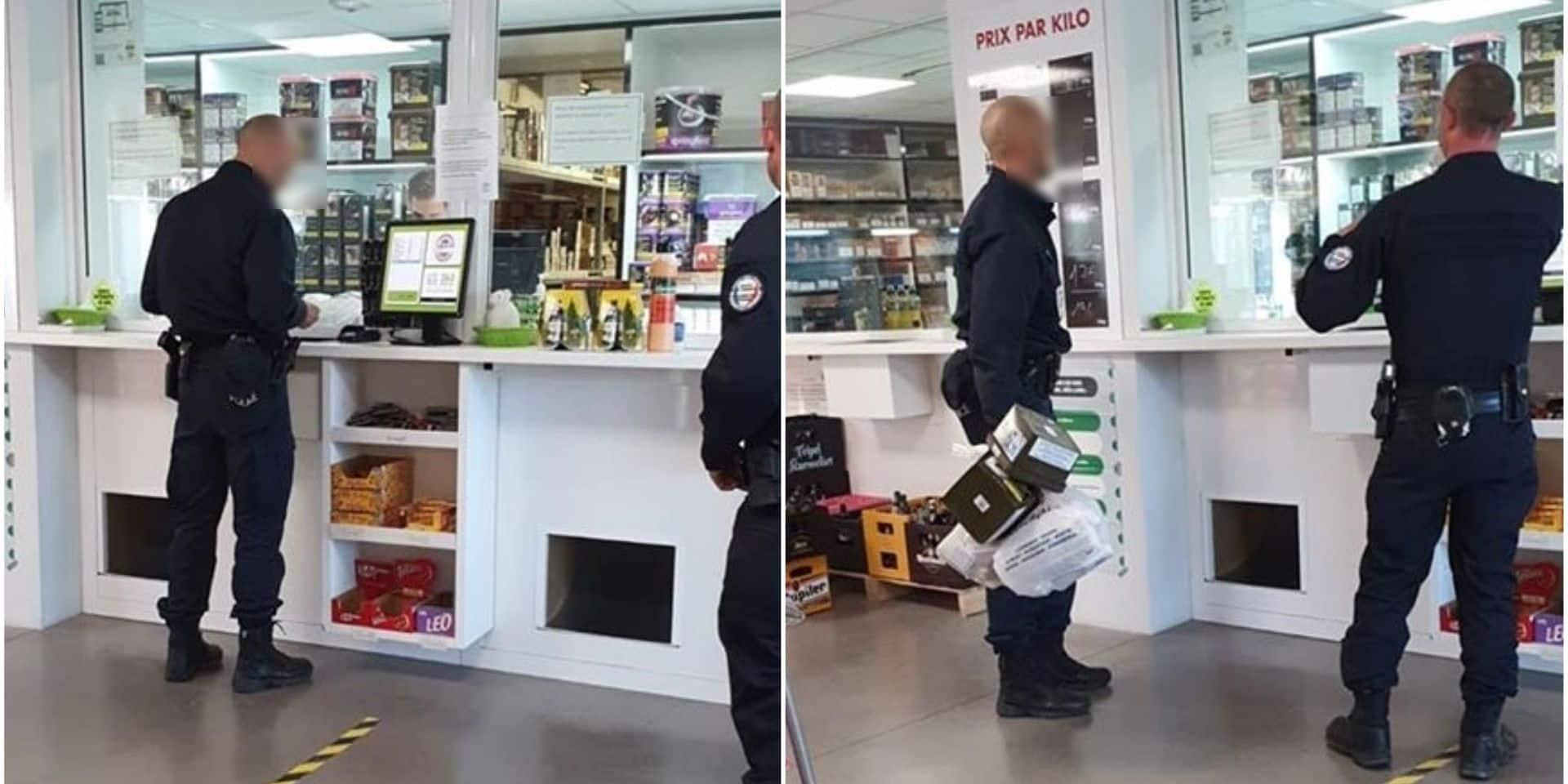 Scandale des policiers qui faisaient le plein de tabac à la frontière belge : La police française cache la suite du dossier