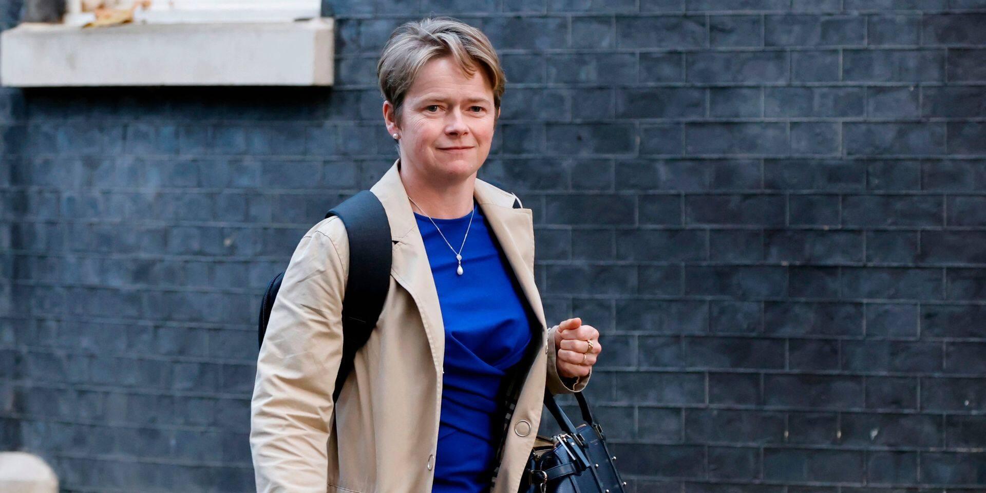 La responsable du traçage des cas en Angleterre victime de son système
