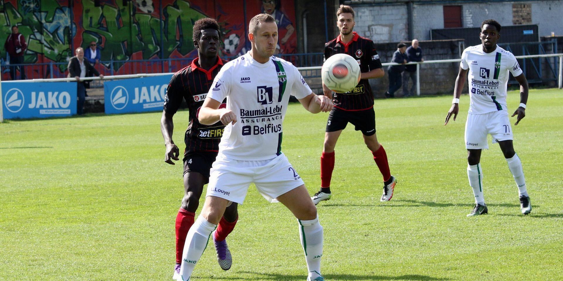 Football : Le nouveau défi d'Anthony Lorenzon !