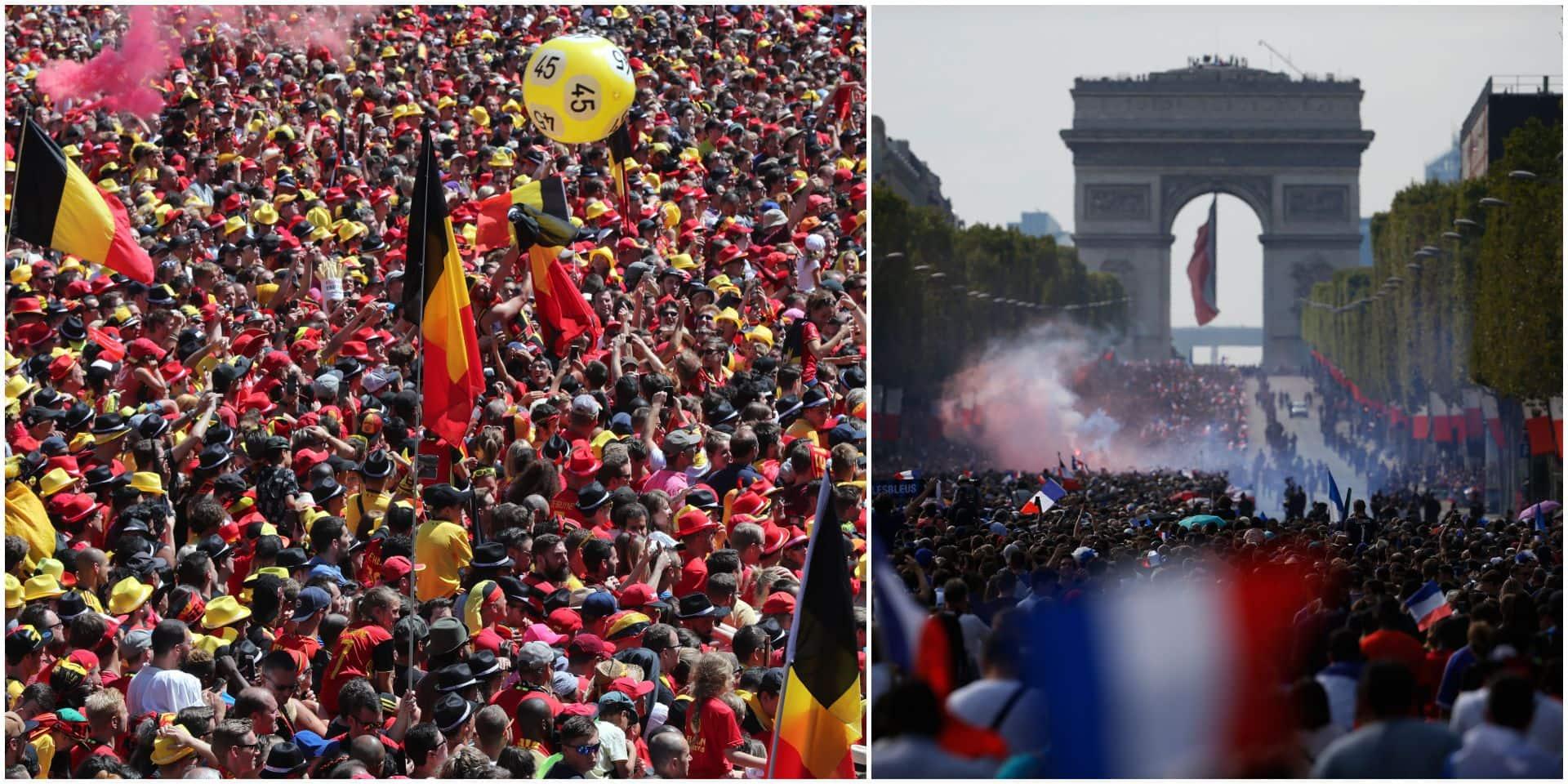 #AdopteUnBelge, #AdopteUnFrancais: un blogueur lance un appel pour la paix franco-belge