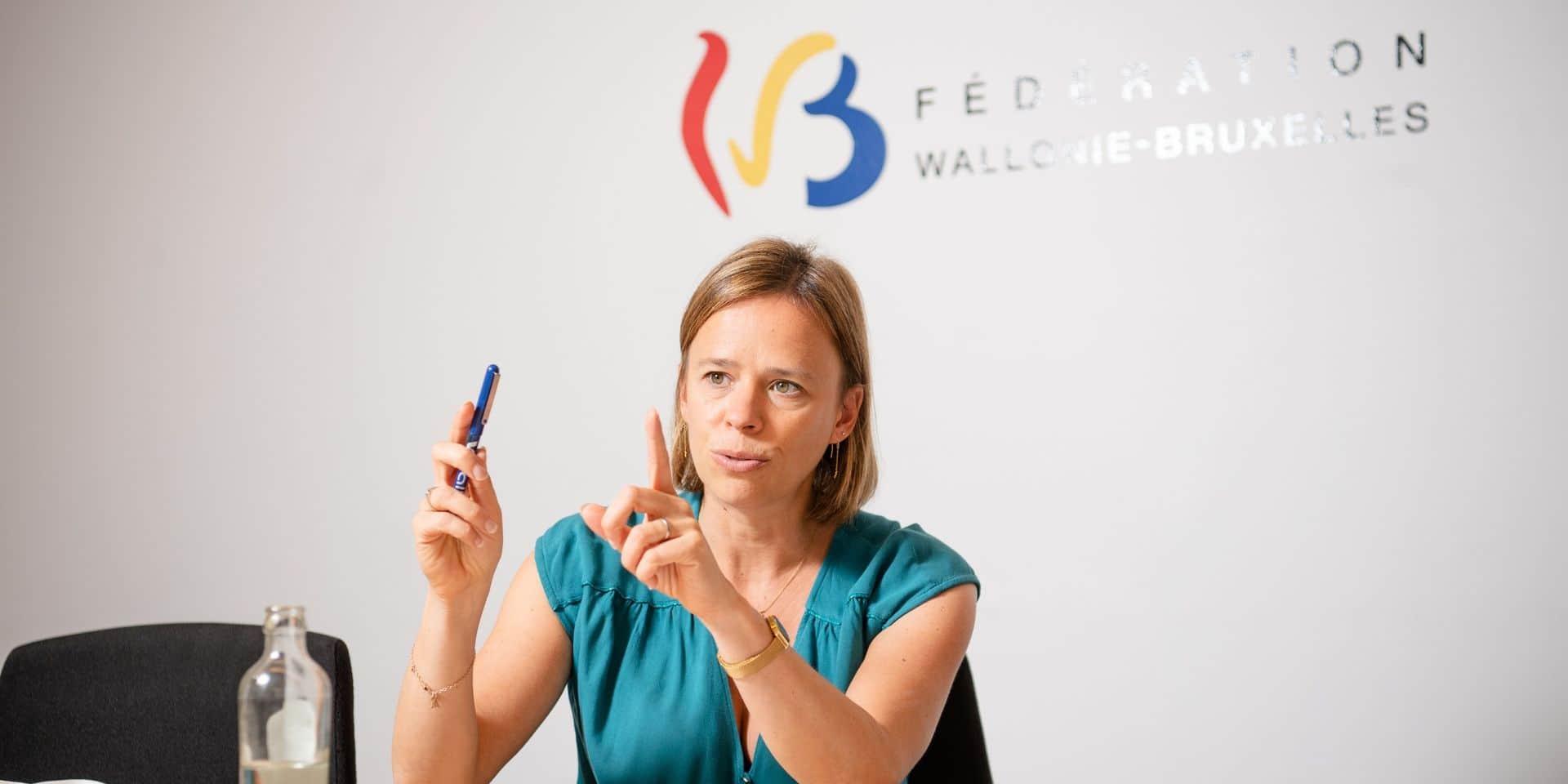 Fuites du CE1D: Caroline Désir envisage de porter plainte !