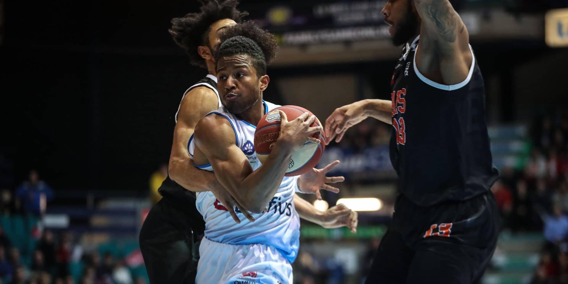 Basket Euromillions League Game 13 Belfius Mons-Leuven Bears