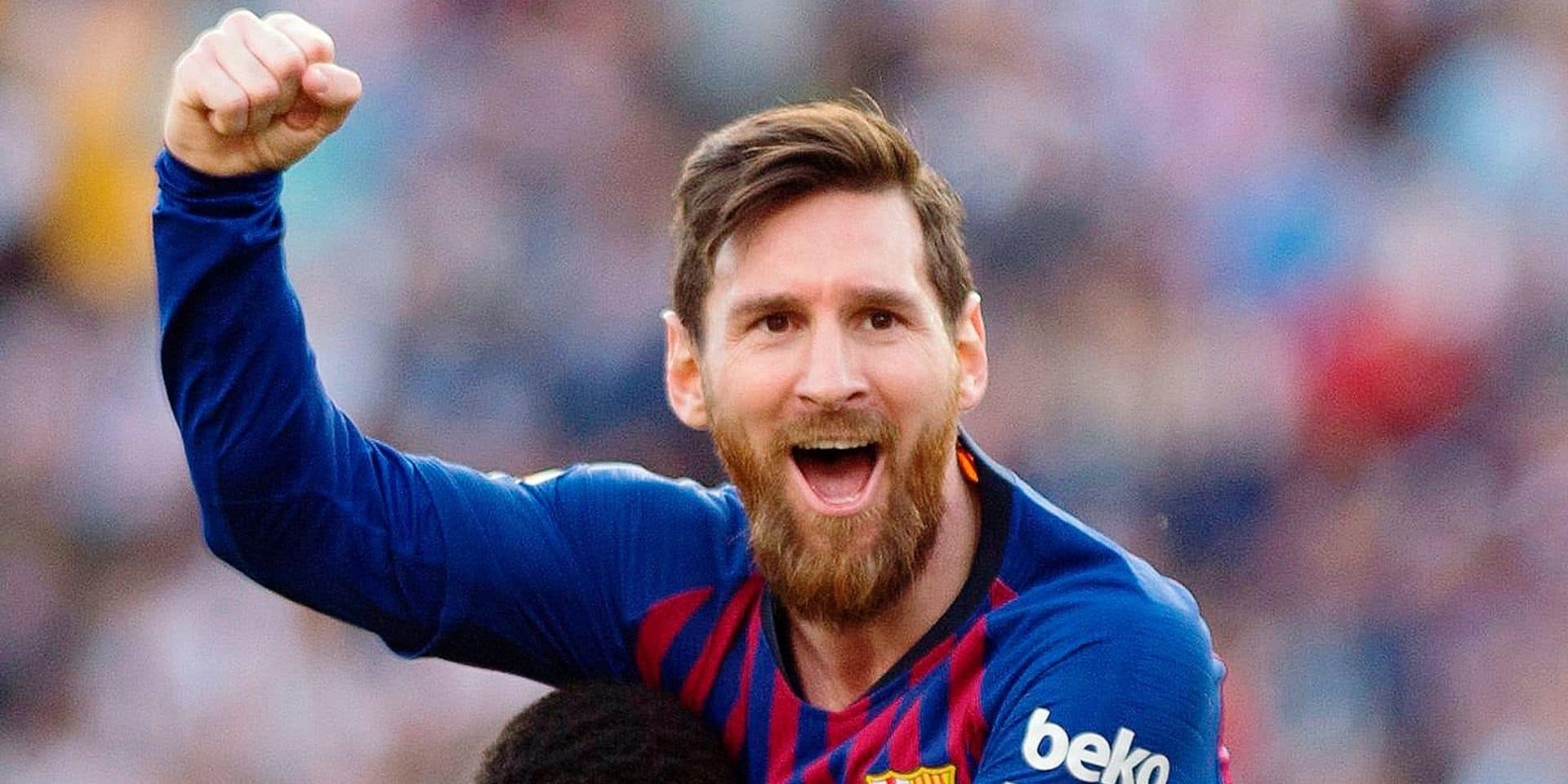 Avant le Clasico, Lionel Messi n'a jamais été aussi fort