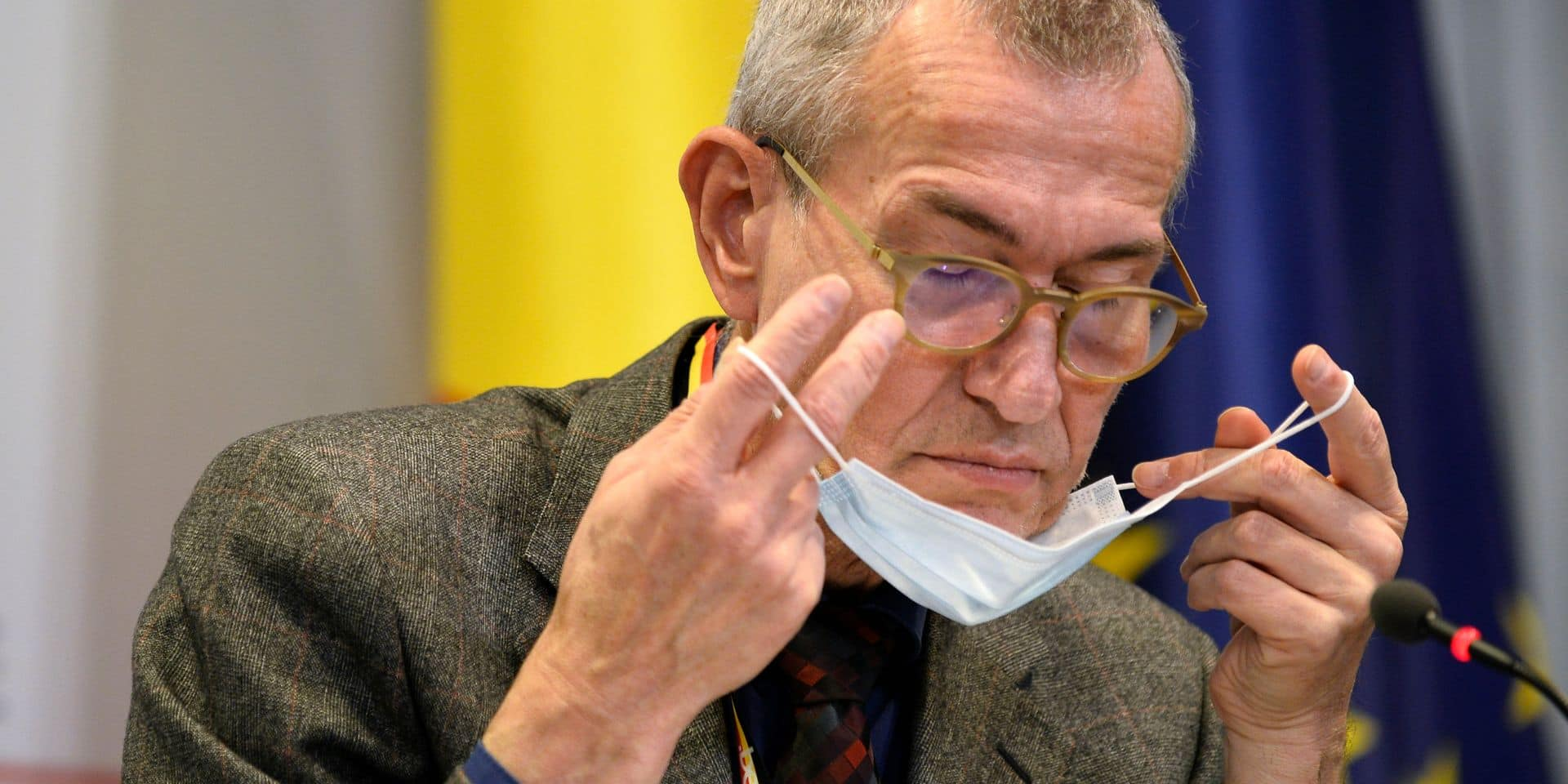 Frank Vandenbroucke n'a pas écouté l'OMS: la Belgique a dépensé 4,3 millions pour un médicament inefficace !