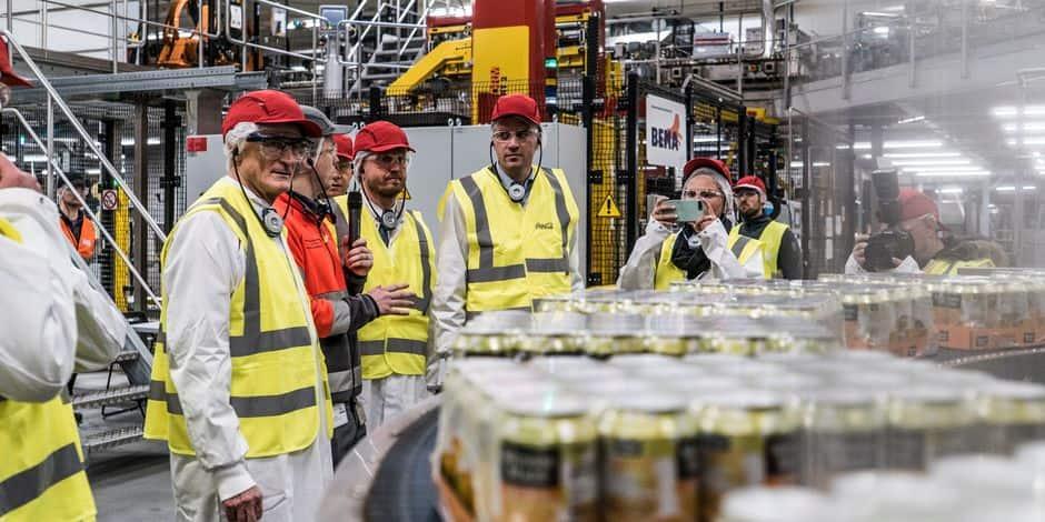 Voici pourquoi la Belgique est (aussi) le pays de Coca-Cola