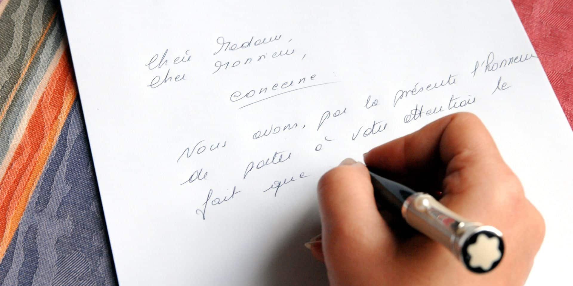 Villers-le-Bouillet : Martine vous aidera à écrire votre courrier