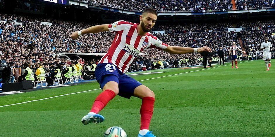 """Yannick Carrasco se confie: """"L'Atletico Madrid mérite de gagner la Ligue des Champions"""""""