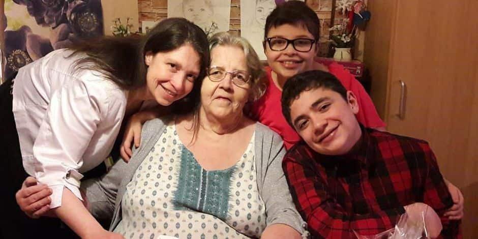 """Une famille en confinement absolu depuis un an à cause d'un syndrome: """"Les seules sorties sont médicales à l'hôpital ou chez le kiné"""""""