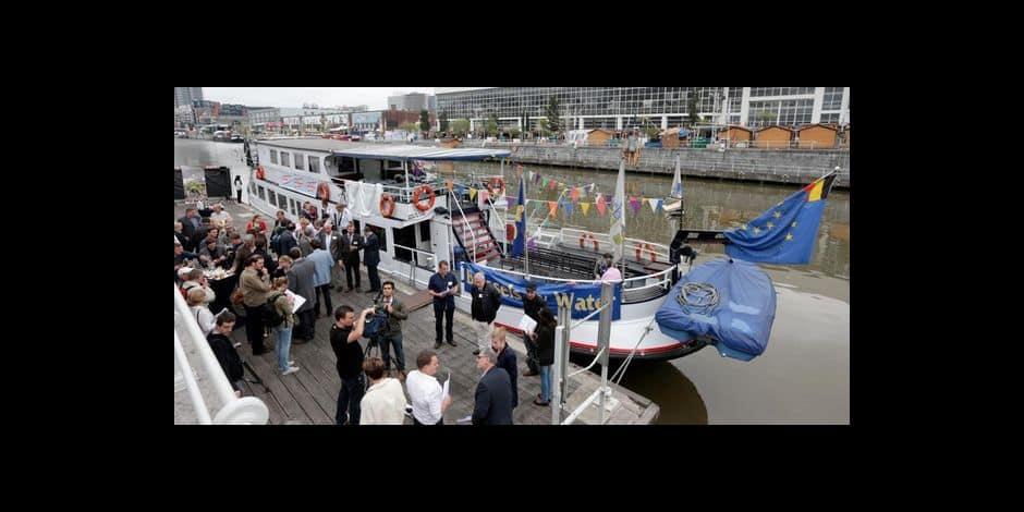 Le Waterbus reprend du service dès le 3 mai