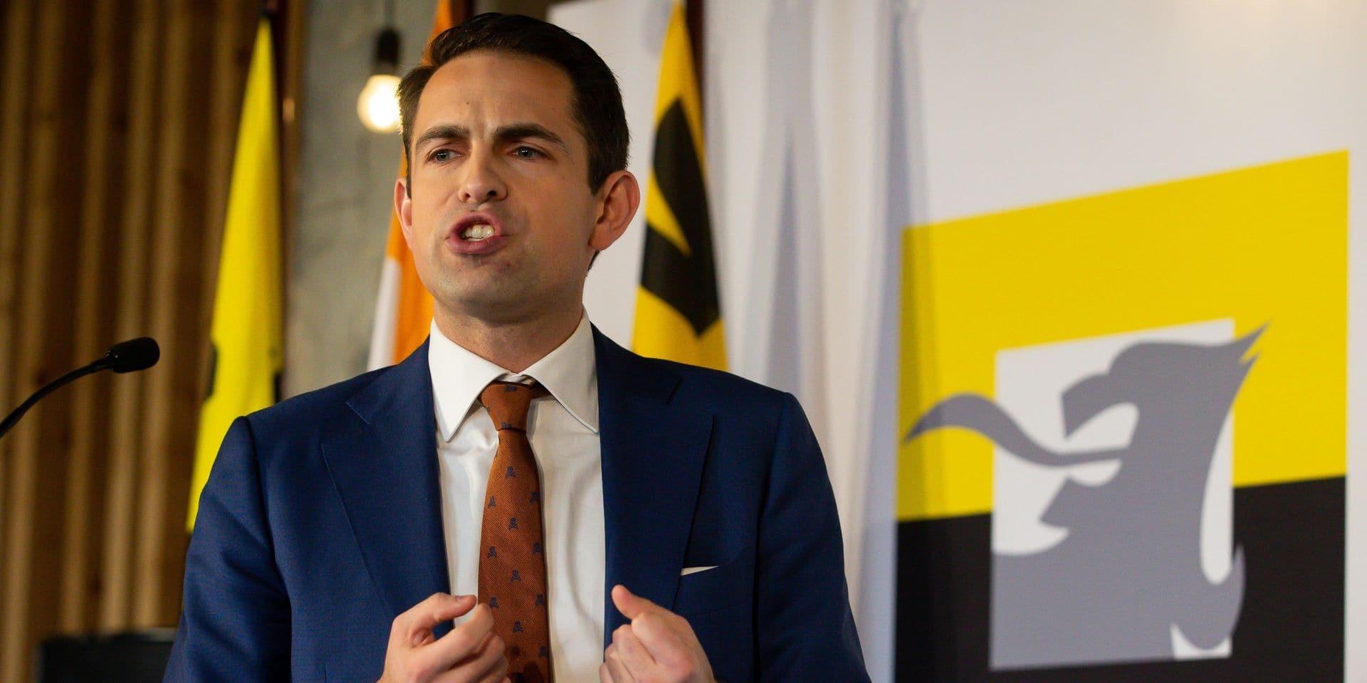 La coalition contre l'extrême droite Stand-Up dénonce la manifestation du Vlaams Belang