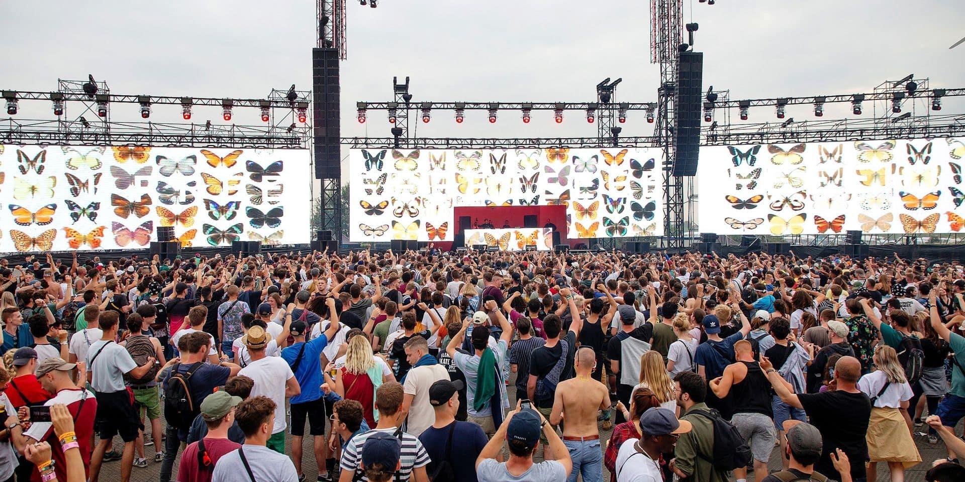 """Les festivals de Belgique bientôt annulés ? """"Il faut prendre une décision pour l'ensemble des festivals"""""""