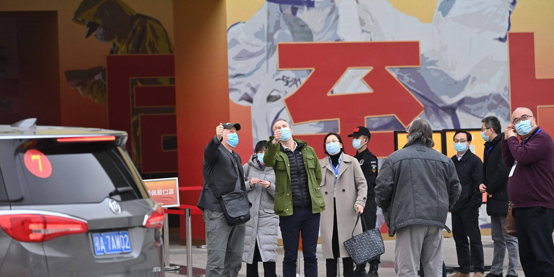 La très douteuse enquête de l'OMS en Chine sur les origines du Covid-19
