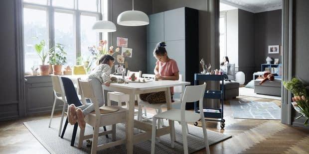 Un relooking pour le nouveau catalogue Ikea (PHOTOS) - La DH
