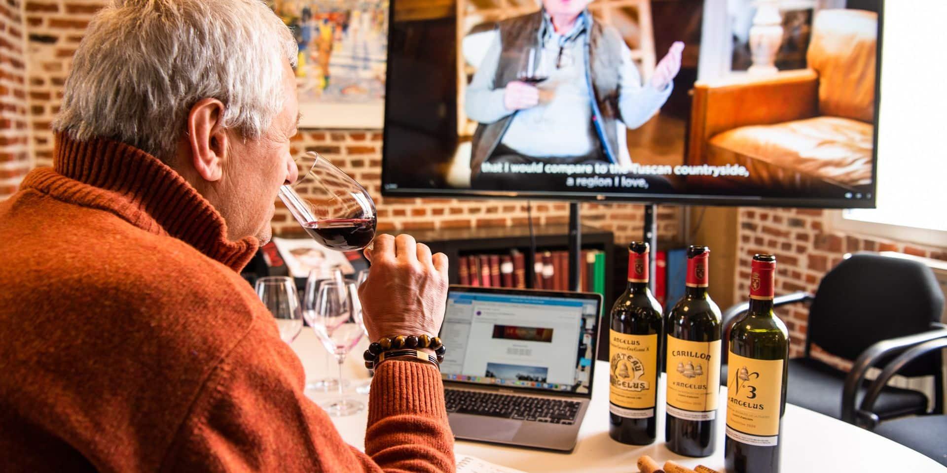 Quand le vin est tiré: un millésime 2020 qui s'annonce prometteur