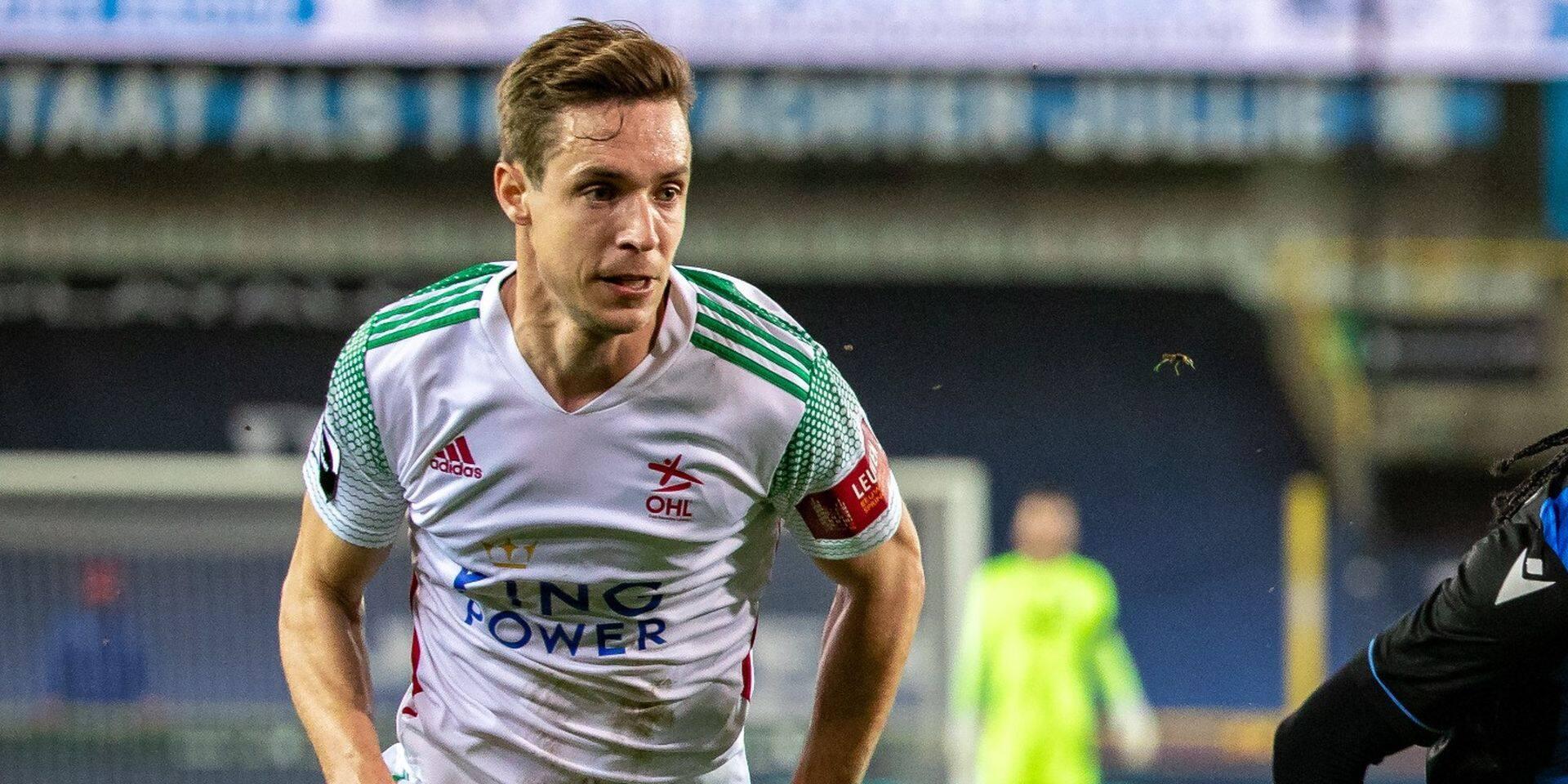 David Hubert quitte OHL pour rejoindre Zulte Waregem
