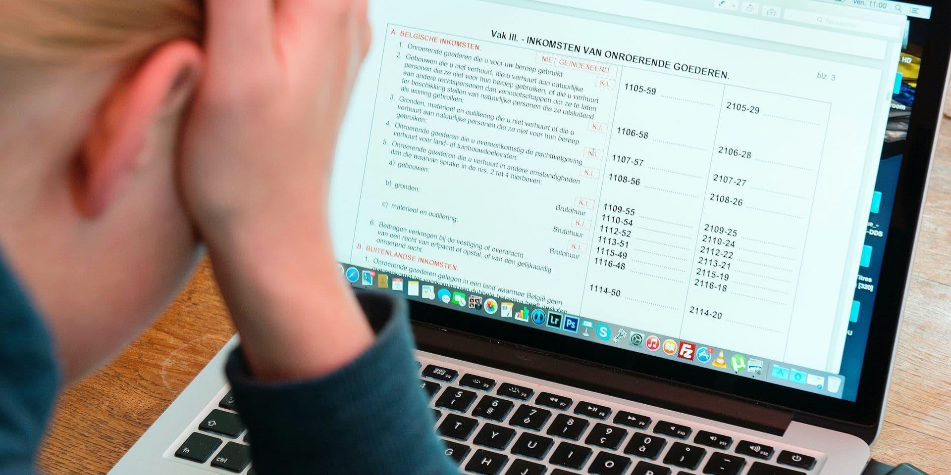 Du changement dans la déclaration d'impôt 2021