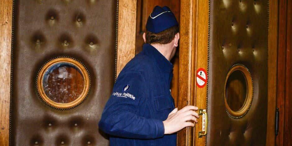 Liège : Il menaçait de s'ouvrir en deux si la police intervenait !