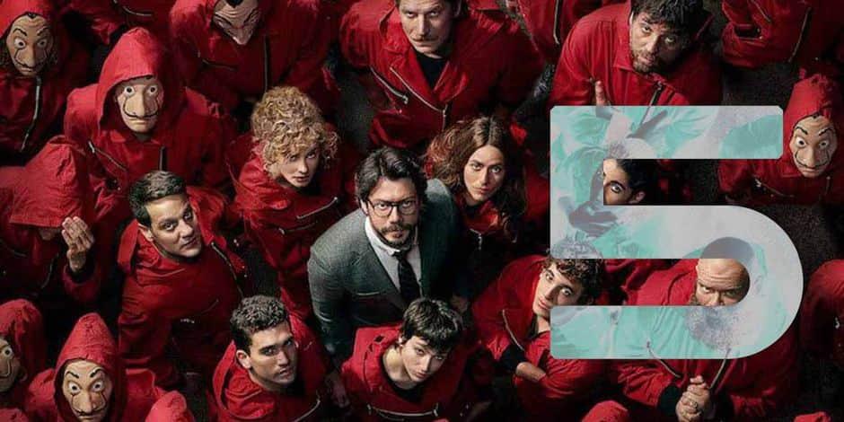 Casa de papel 5: les secrets de l'ultime saison