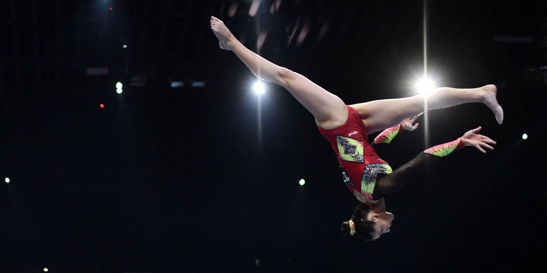 Championnats d'Europe de gymnastique : pas de finale pour les Belges, Fien Enghels 1re réserve aux barres