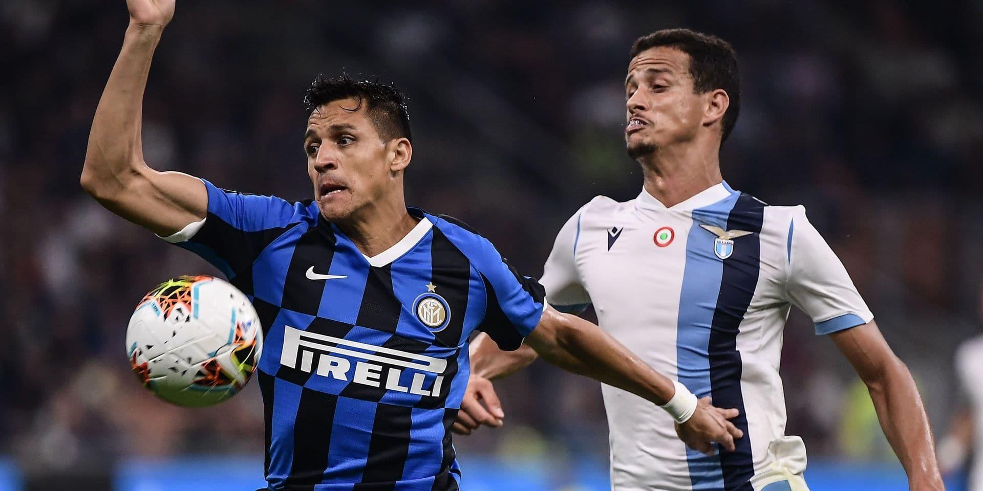 L'Inter privée d'Alexis Sanchez jusque fin 2019