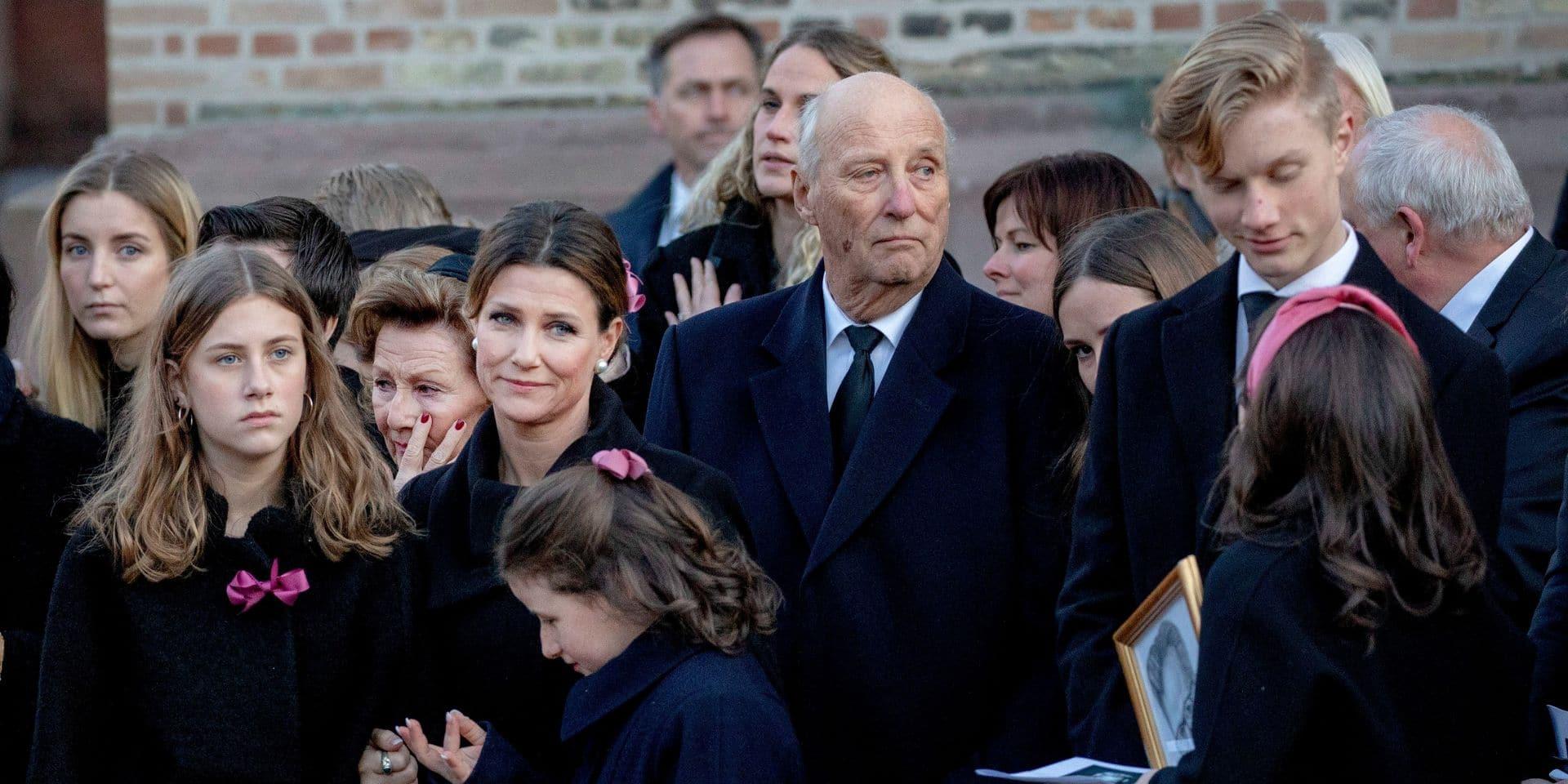 Märtha Louise de Norvège et ses filles, meurtries à jamais