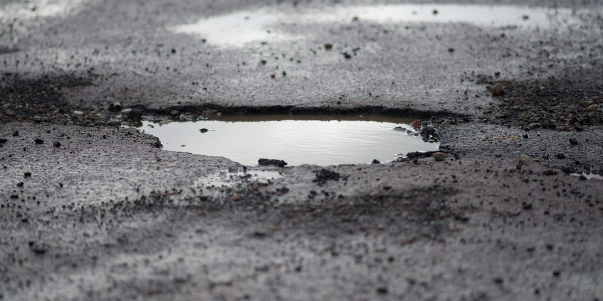 Un Belge ne cessait de se plaindre de l'état des routes, la commune lui verse 1,65 million d'euros